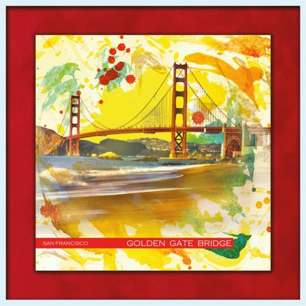 RAY - RAYcities - San Francisco - Golden Gate Bridge