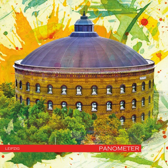 RAY - RAYcities - Leipzig - Panometer