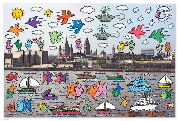 JAMES RIZZI - LET'S ALL MEET IN MAINZ