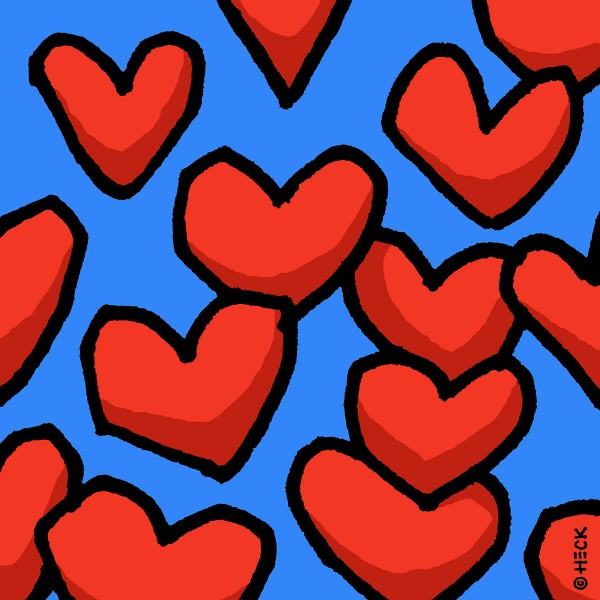ED HECK - HEARTWORKS