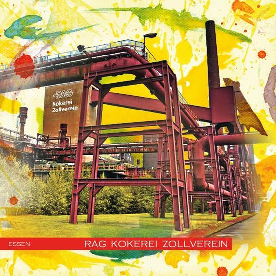RAY - RAYcities - Essen - RAG Kokerei Zollverein