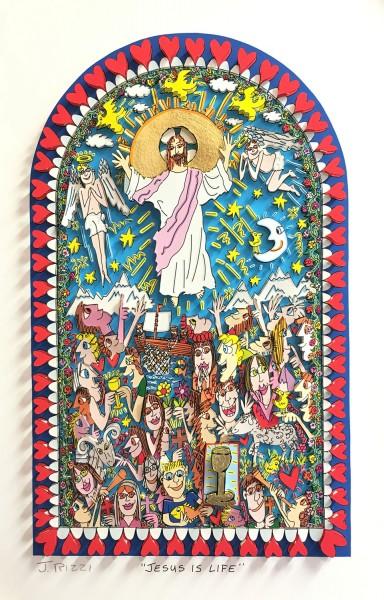 JAMES RIZZI - JESUS IS LIFE