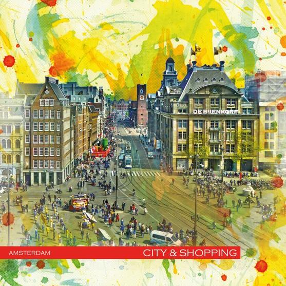 RAY - RAYcities - Amsterdam - City and Shopping