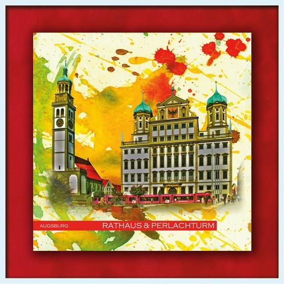 RAY - RAYcities - Augsburg - Rathaus und Perlachturm