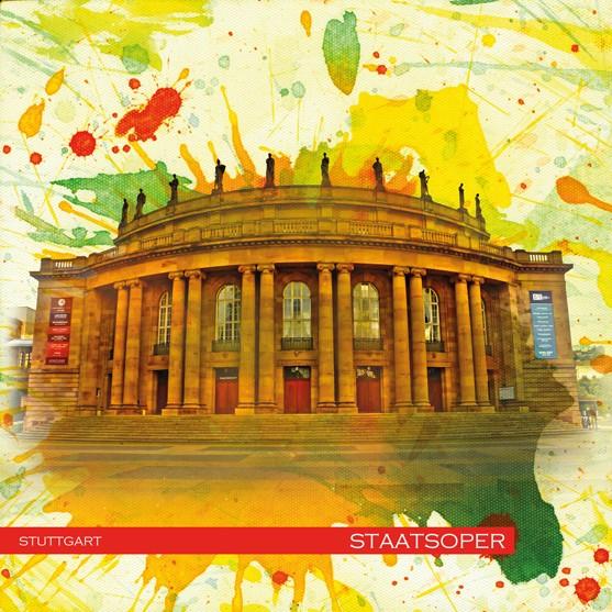 RAY - RAYcities - Stuttgart - Staatsoper