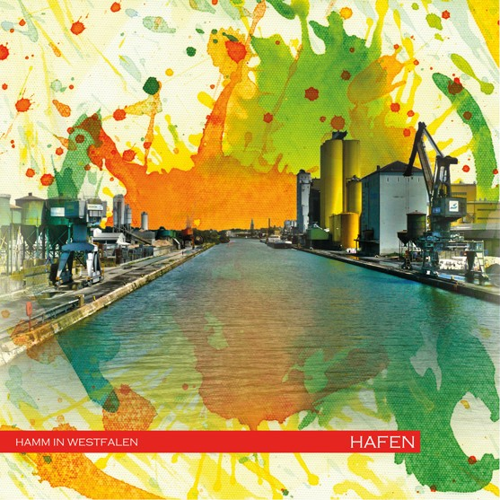 RAY - RAYcities - Hamm - Hafen Brücke