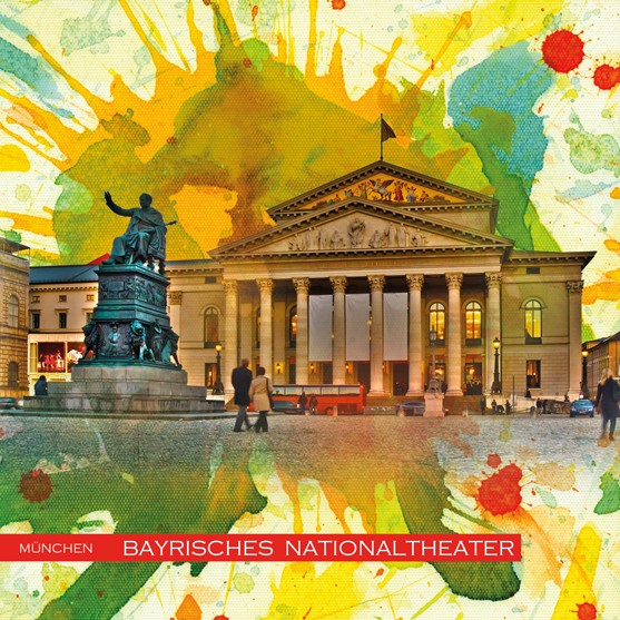 RAY - RAYcities - München - Bayrisches Nationaltheater