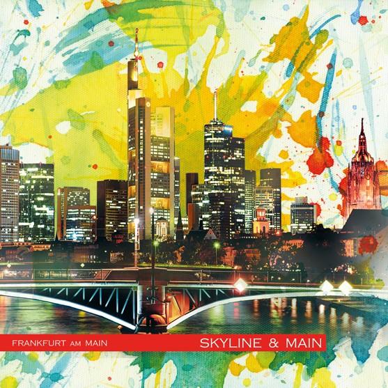 RAY - RAYcities - Frankfurt am Main - Skyline und Main