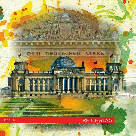 RAY - RAYcities - Berlin - Reichstag