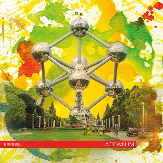 RAY - RAYcities - Brüssel - Atomium