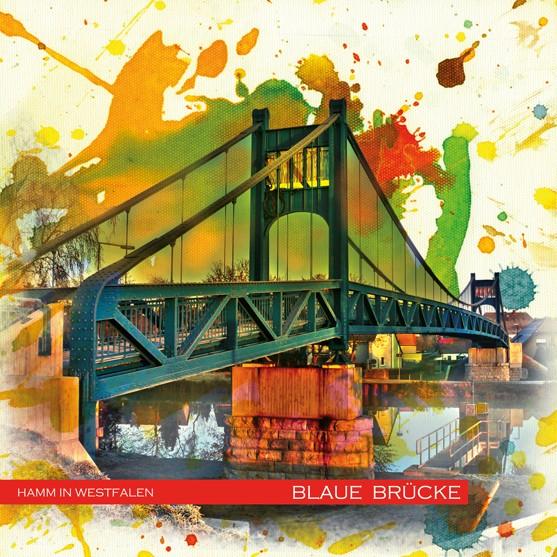 RAY - RAYcities - Hamm - Blaue Brücke