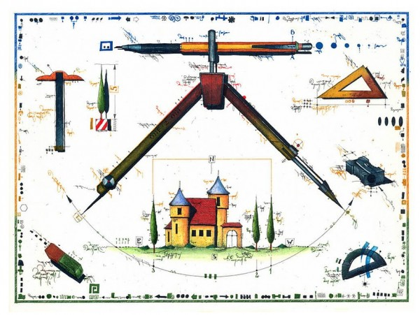 LESLIE G. HUNT - Architektentraum
