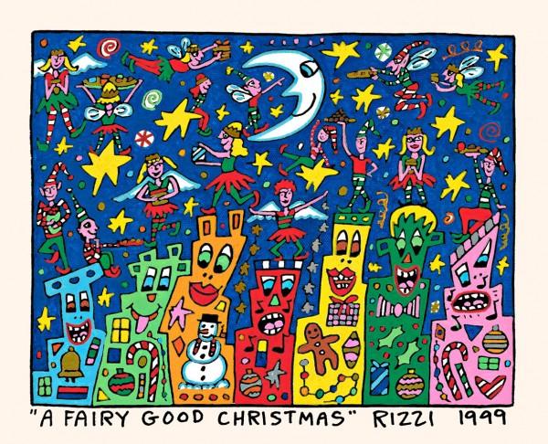JAMES RIZZI - A FAIRY GOOD CHRISTMAS