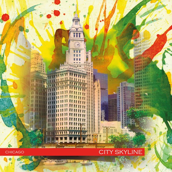 RAY - RAYcities - Chicago - City - Skyline