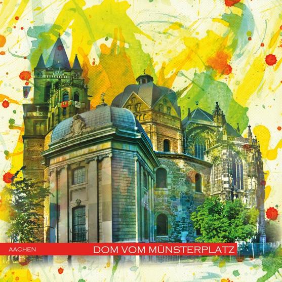 RAY - RAYcities - Aachen - Dom vom Münsterplatz