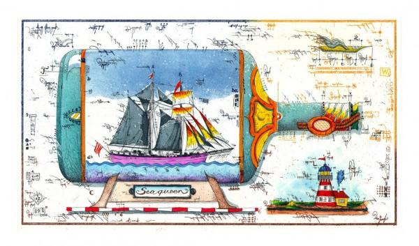 LESLIE G. HUNT - Ship ahoi - * aktuelle Lieferbarkeit anfragen