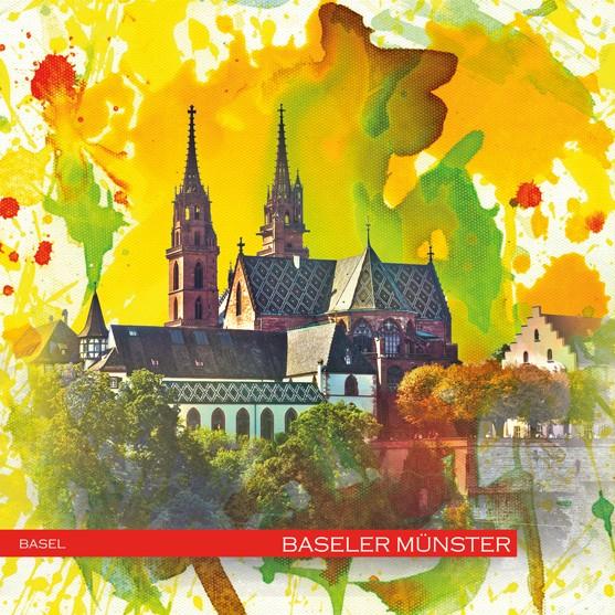 RAY - RAYcities - Basel - Baseler Münster 1