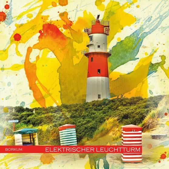 RAY - RAYcities - Borkum - Elektrischer Leuchtturm