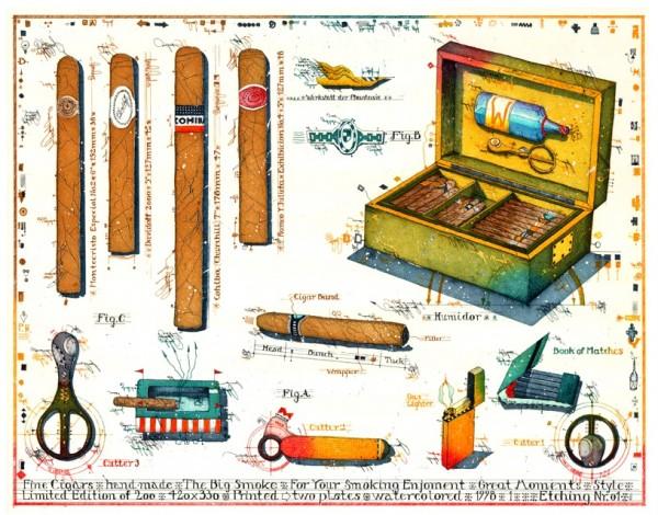 LESLIE G. HUNT - The Big Smoke