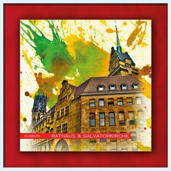 RAY - RAYcities - Duisburg - Rathaus und Salvatorkirche