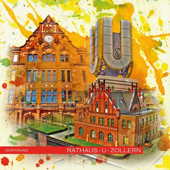 RAY - RAYcities - Dortmund - Rathaus-U-Zollern