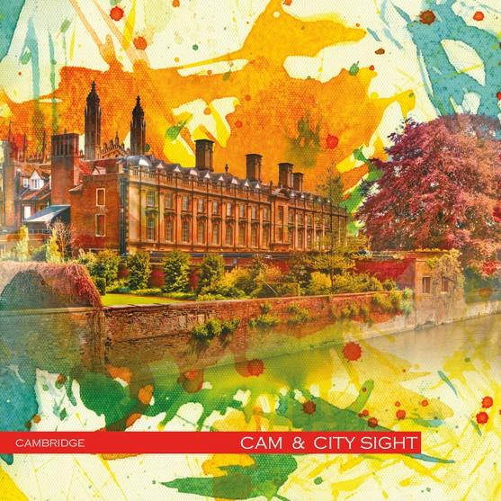 RAY - RAYcities - Cambridge - Cam and City Sight