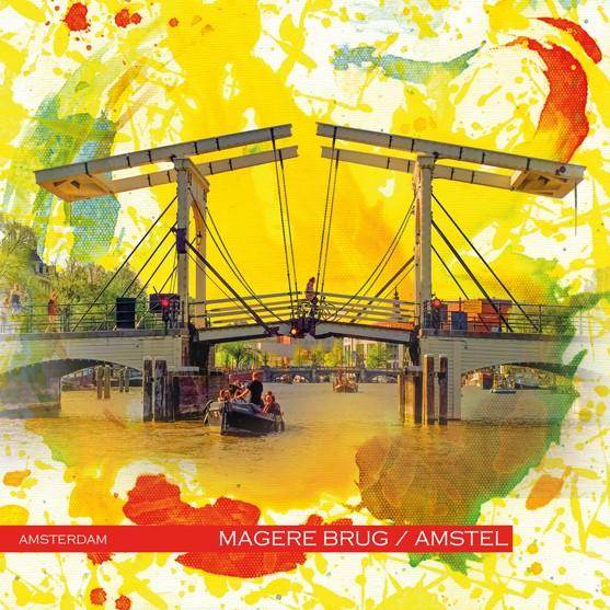 RAY - RAYcities - Amsterdam - Magere Brug und Amstel