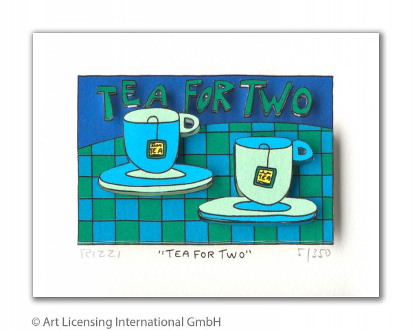 JAMES RIZZI - TEA FOR TWO