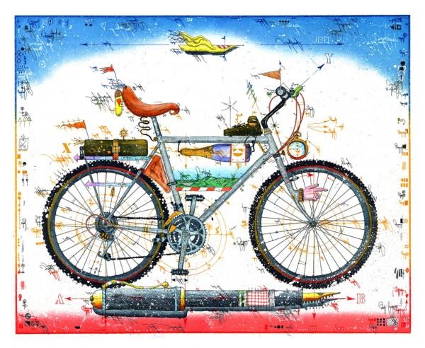 LESLIE G. HUNT - Mountain Bike - Business Like