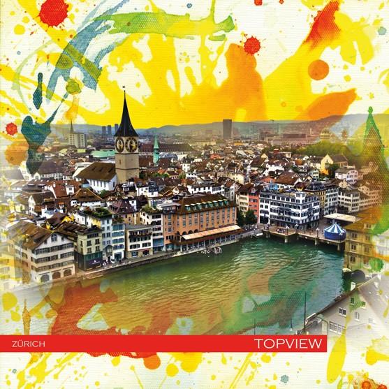 RAY - RAYcities - Zürich - Topview