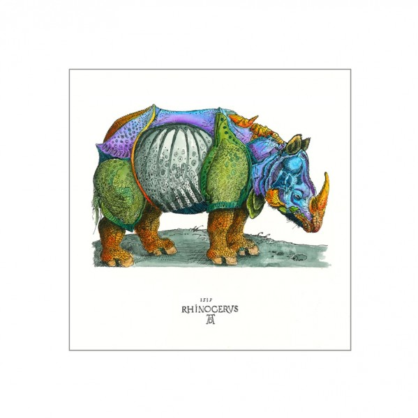 LESLIE G. HUNT - Dürer Rhinocerus
