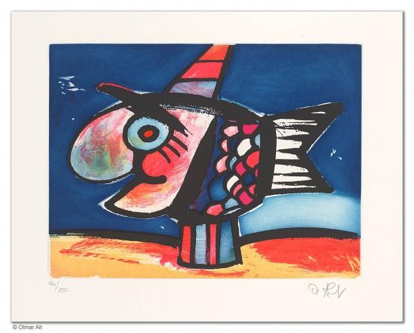OTMAR ALT - BIG FISH