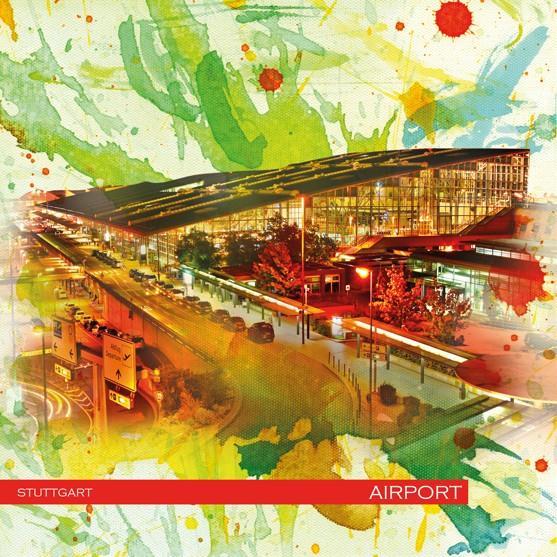 RAY - RAYcities - Stuttgart - Airport
