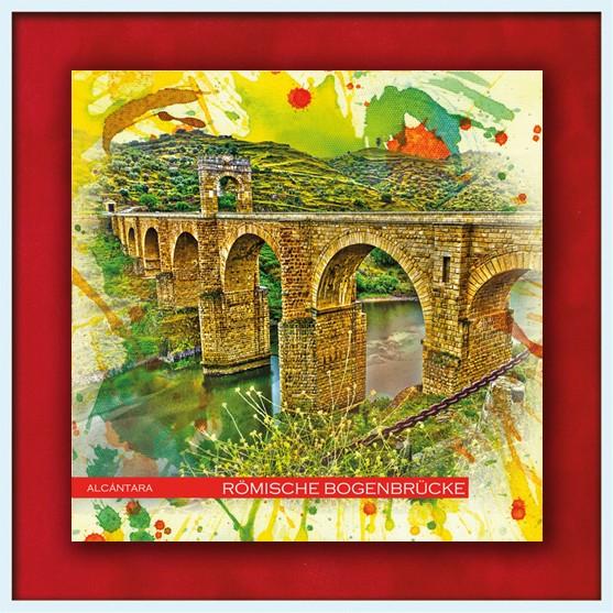 RAY - RAYcities - Alcantara - Römische Bogenbrücke
