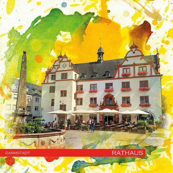RAY - RAYcities - Darmstadt - Rathaus