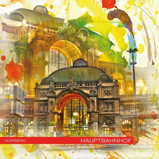 RAY - RAYcities - Nürnberg - Hauptbahnhof