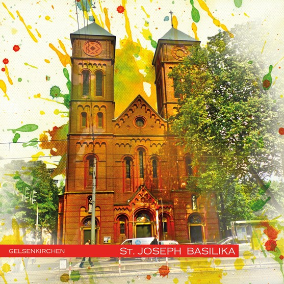 RAY - RAYcities - Gelsenkirchen - Sankt Joseph Basilika