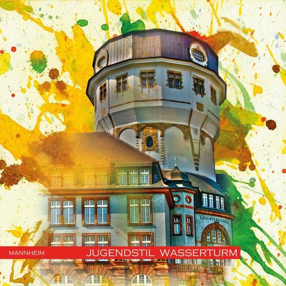 RAY - RAYcities - Mannheim - Jugendstil Wasserturm
