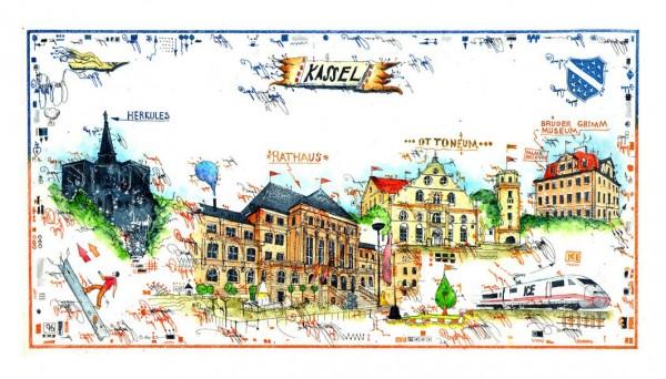 LESLIE G. HUNT - Kassel - * aktuelle Lieferbarkeit anfragen