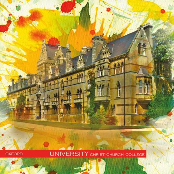 RAY - RAYcities - Oxford - University - Christ Church College