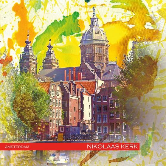 RAY - RAYcities - Amsterdam - Nikolaas Kerk