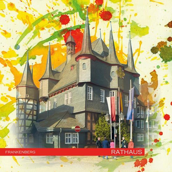 RAY - RAYcities - Frankenberg - Rathaus
