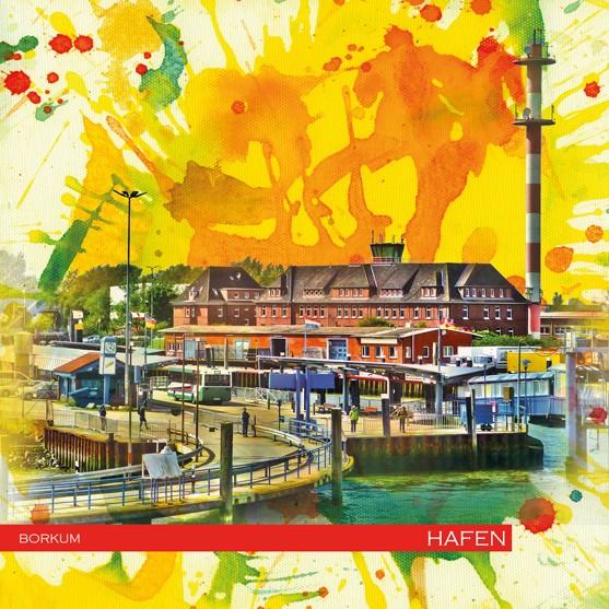 RAY - RAYcities - Borkum - Hafen