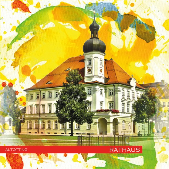 RAY - RAYcities - Altötting - Rathaus