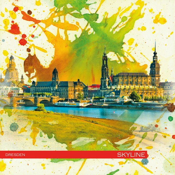RAY - RAYcities - Dresden - Skyline