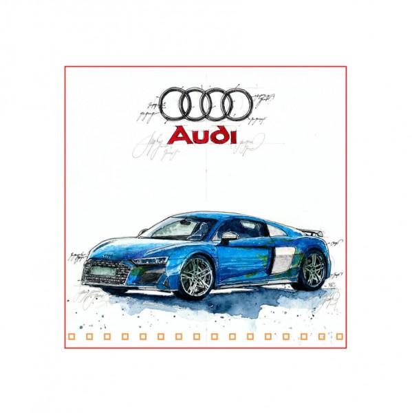 LESLIE G. HUNT - Audi R8