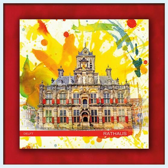 RAY - RAYcities - Delft - Rathaus