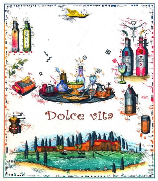 LESLIE G. HUNT - Dolce Vita