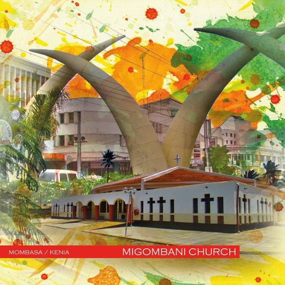 RAY - RAYcities - Mombasa - Kenia - Migombani Church