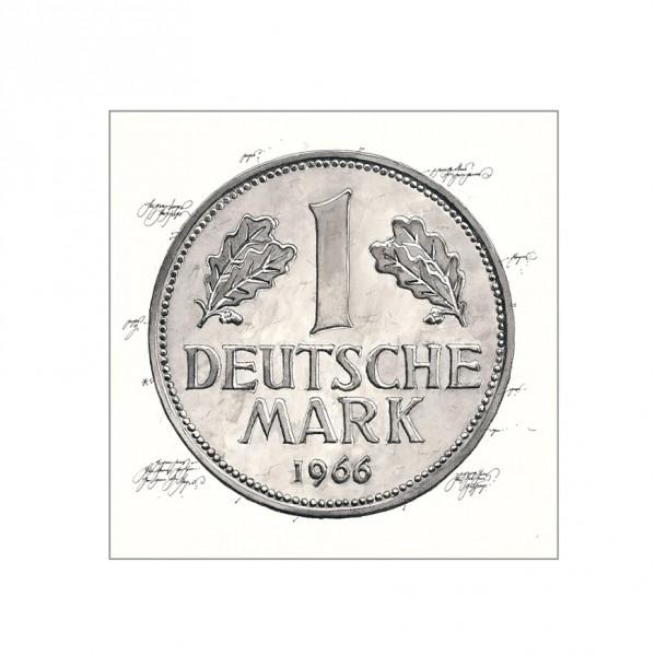 LESLIE G. HUNT - Deutsche Mark